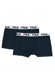Set 2 perechi boxeri FILA GFX437 bleumarin