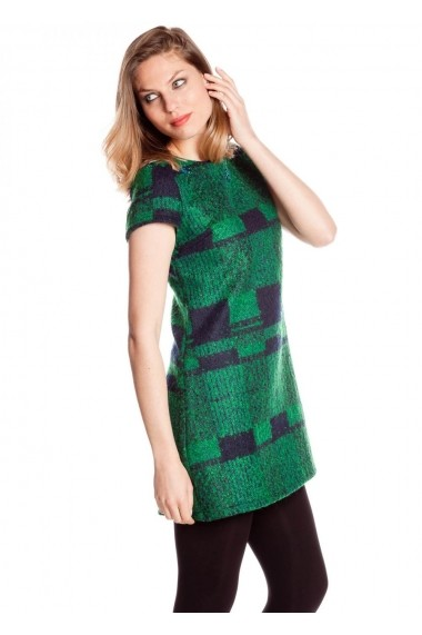 Rochie Missing Johnny 4116320337 verde - els