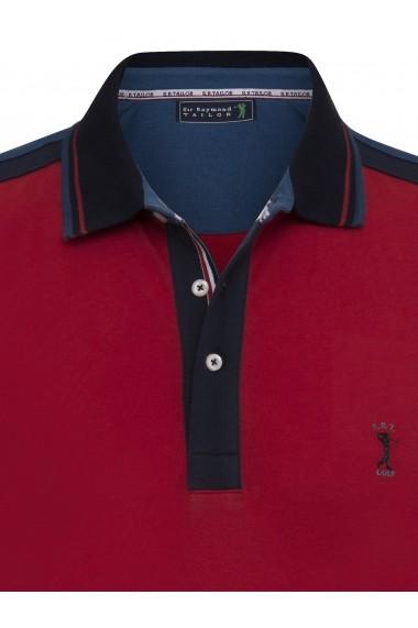 Tricou Polo Sir Raymond Tailor SI3006024 Rosu