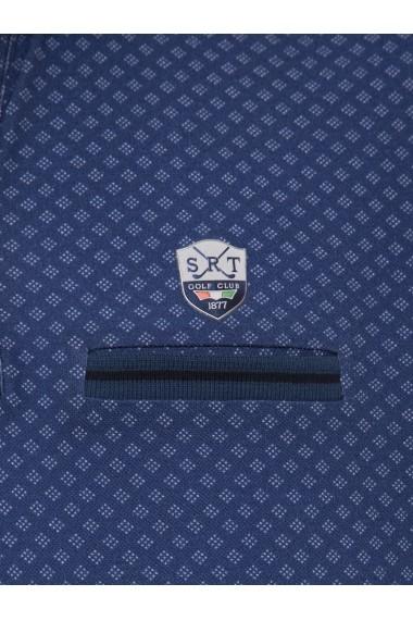 Tricou Polo Sir Raymond Tailor SI4762696 Albastru - els