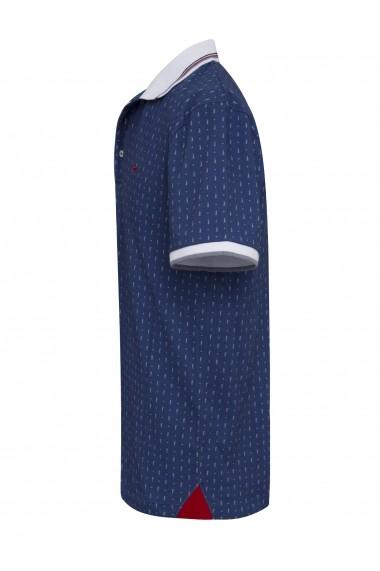 Tricou Polo Sir Raymond Tailor SI2262527 Indigo