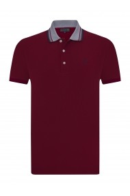 Tricou Polo Sir Raymond Tailor SI5102097 Bordo
