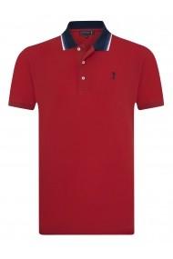 Tricou Polo Sir Raymond Tailor SI7296063 Rosu