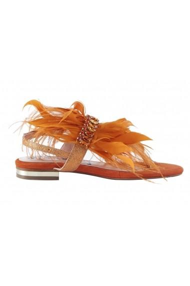 Sandale Xyxyx 61913909 portocaliu
