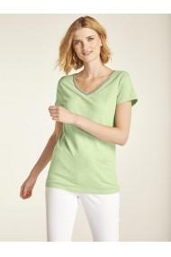 Блуза heine CASUAL 75094240 зелено