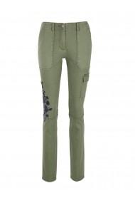 Pantaloni largi heine CASUAL 28156265 verde - els