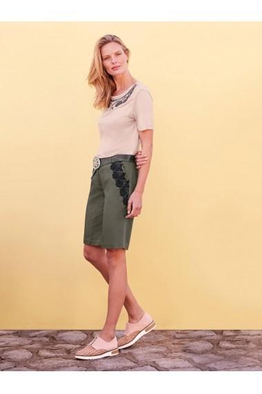 Pantaloni scurti heine CASUAL 72184235 verde