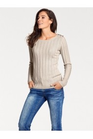 Пуловер heine TIMELESS HNE-007504 Сив