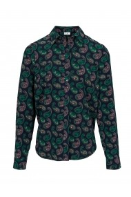 Риза heine STYLE HNE-53016937 Многоцветен
