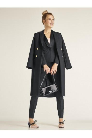 Palton heine STYLE 42140210 negru