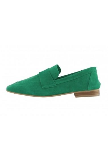 Mocasini Heine 86161653 verde