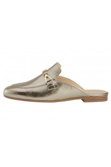 Papuci Heine 25981859 auriu
