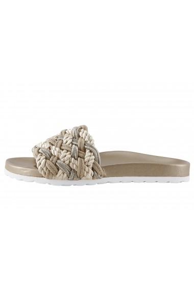 Papuci Heine 26661704 auriu