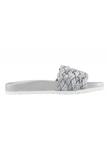 Papuci Heine 43646422 argintiu