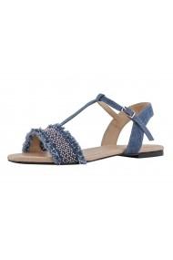 Sandale plate Heine 68294509 albastru