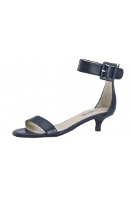 Sandale cu toc Heine 66557107 albastru