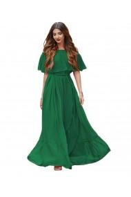 Рокля Chic Diva Madeira Verde Зелен