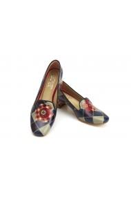 Pantofi GOBY DB111 multicolor