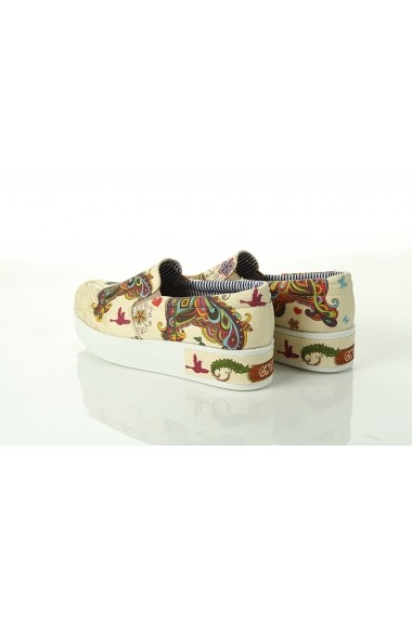 Pantofi GOBY VN4308 multicolor - els