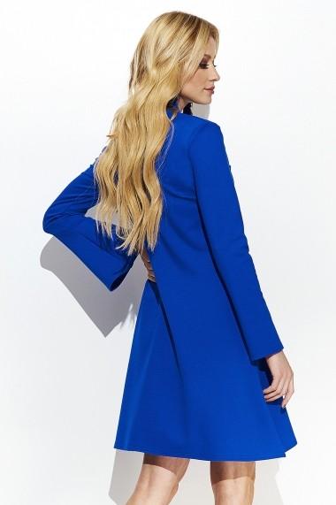 Rochie Makadamia m432 Albastru