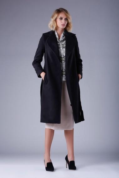 Palton PEPERUNA PE226 Negru