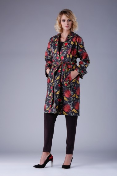 Palton PEPERUNA PE227 Multicolor