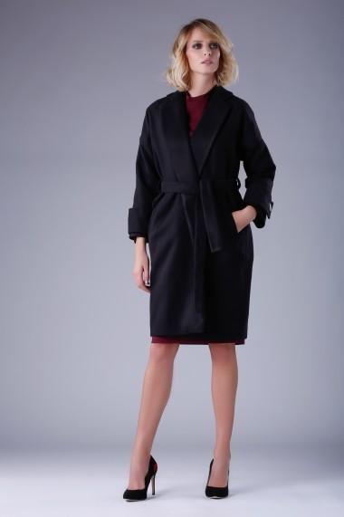 Palton PEPERUNA PE227 Negru