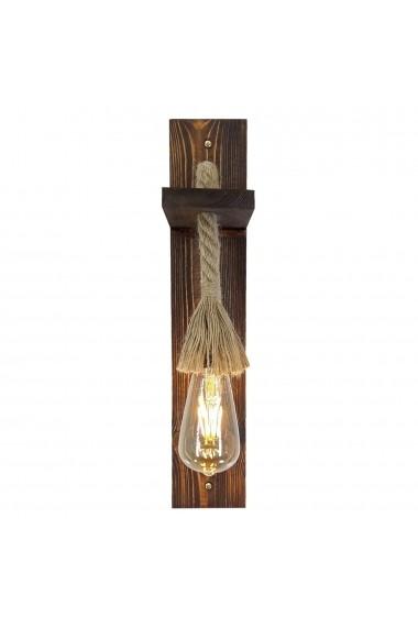 Lampa de perete 806ALD1468 All Design Maro