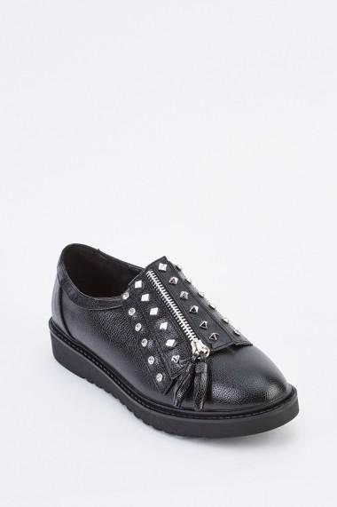 Pantofi 635156-257240 Negru