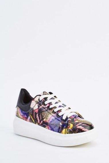 Pantofi sport 634675-256314 Negru - els