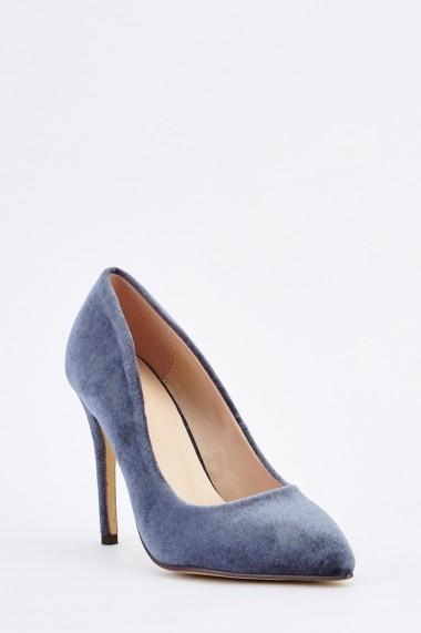 Pantofi cu toc 635441-257864 Verde