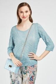 Bluza 656162-298555 Bleu