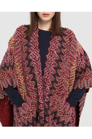 Poncho A25744527 Multicolor