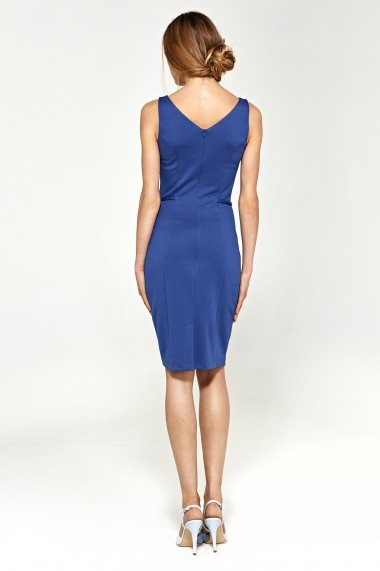 Rochie NIFE s94 Albastra - els