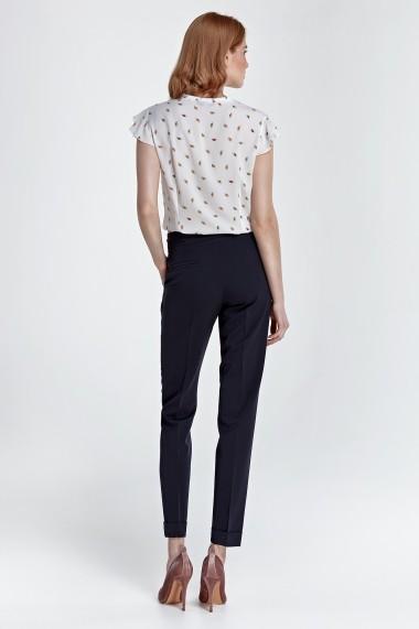 Pantaloni Nife sd27 Bleumarin - els