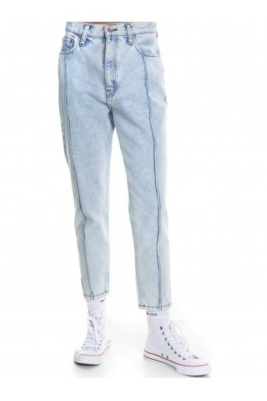 Jeansi Skinny Big Star U.S. LEGEND MOM Bleu - els