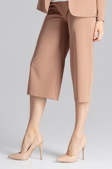Pantaloni largi Figl M655 Maro