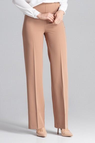 Pantaloni largi Figl M657 Maro