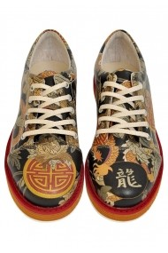 Pantofi DOGO dgbrk017-202 multicolor