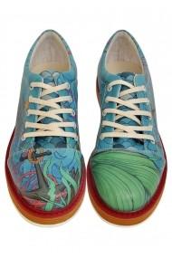 Pantofi DOGO dgbrk017-203 multicolor
