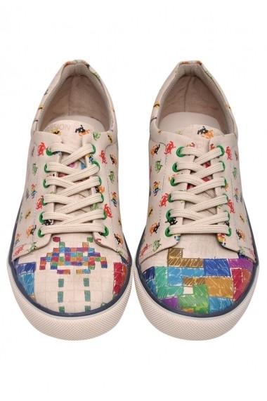 Pantofi sport DOGO dgsnk016-421 multicolor