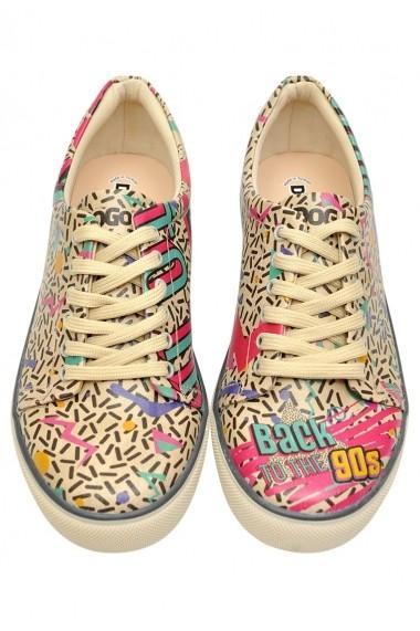 Pantofi sport DOGO dgsnk018-217 multicolor