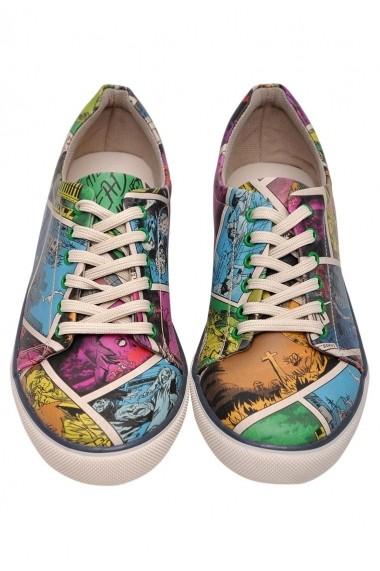 Pantofi sport DOGO dgsnk016-425 multicolor