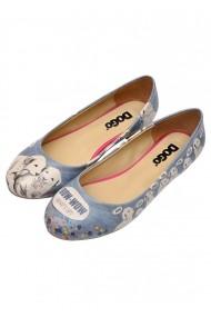 Балеринки DOGO OYO-dgbbt017-017 Многоцветен