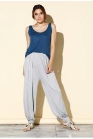 Pantaloni largi Quincey DP3003 Gri