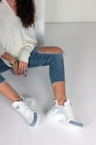 Pantofi sport Inan Ayakkabi INAY2020MAVI Bleu