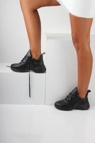 Pantofi sport Inan Ayakkabi INAY2021SYCL negru