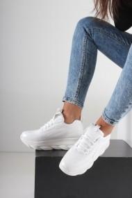 Pantofi sport casual Inan Ayakkabi INAY2055BCR alb
