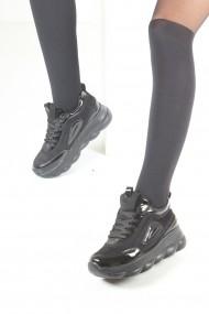 Pantofi sport Inan Ayakkabi INAY2055SSSR negru