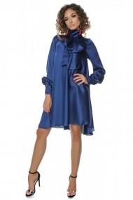 Rochie InnaB 546 albastru